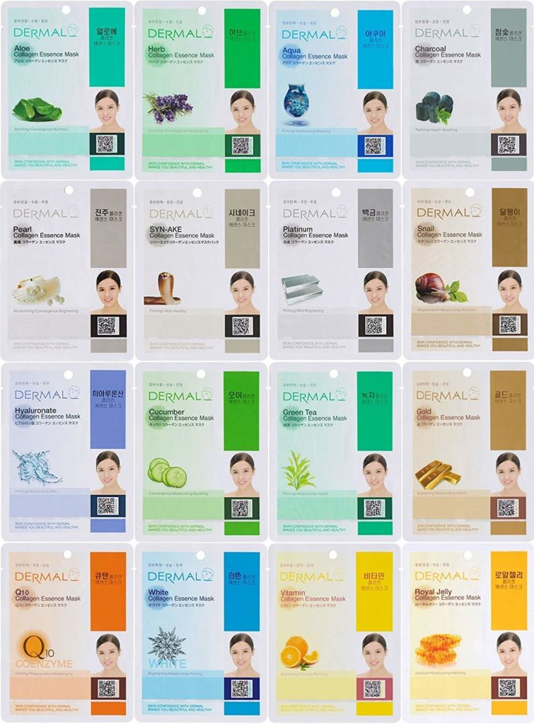 Sheet masks ibintu